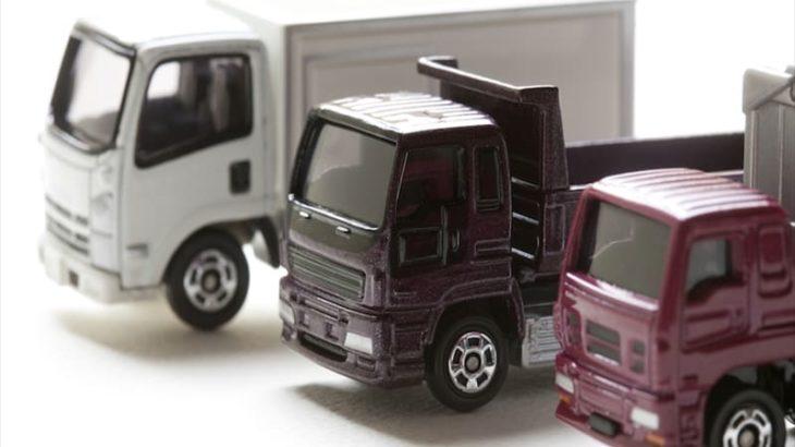 4トン車は4トン積めない?!トラック最大積載量の計算と増トン車の解説