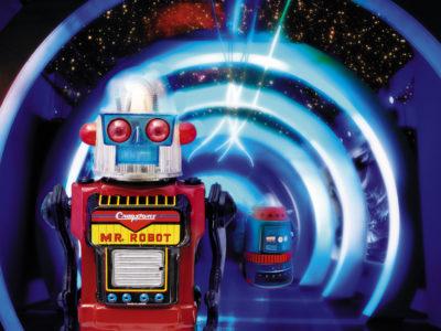 倉庫が丸ごとロボット化する時代がやってくる?物流現場で活躍するロボットたち